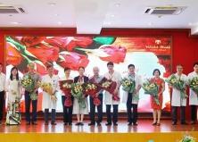Bệnh viện Tai Mũi Họng Trung ương chúc mừng ngày nhà giáo Việt Nam 20/11