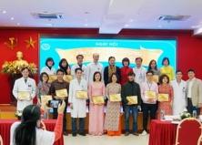 Bệnh Viện Tai Mũi Họng Trung ương tưng bừng ngày hội cải tiến chất lượng và an toàn người bệnh