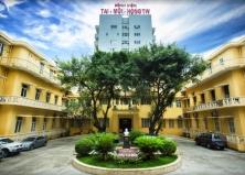 Chỉ dẫn phòng khám Bệnh viện Tai Mũi Họng Trung ương