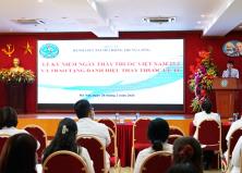 Lễ kỷ niệm 66 năm Ngày Thầy thuốc Việt Nam và công bố Quyết định phong tặng Danh hiệu Thầy thuốc Ưu tú