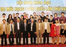 Các hoạt động nghiên cứu khoa học của Bệnh viện Tai Mũi Họng Trung ương