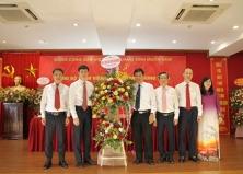 Đại hội Đảng bộ Bệnh viện Tai Mũi Họng Trung ương nhiệm kỳ 2020-2025