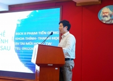 Hội nghị khoa học: Chuyên đề Tai – Tai thần kinh