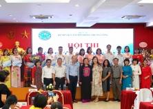 Chung kết Hội thi Điều dưỡng giỏi năm 2020 Bệnh viện Tai Mũi họng Trung ương