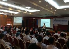Khóa đào tạo quản lý chất lượng bệnh viện và an toàn người bệnh